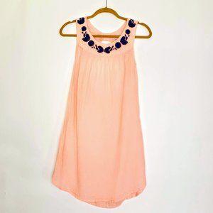 NWOT Jasmine & Ginger Pink Cotton Sleevless Pajama